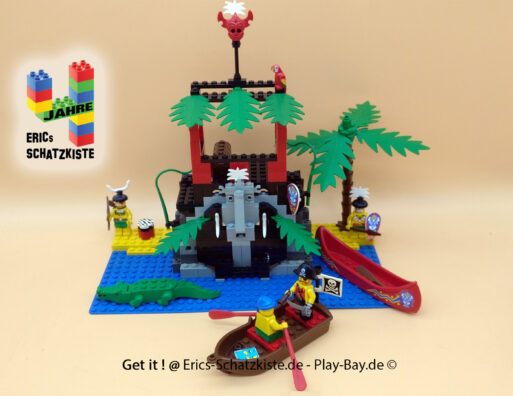 Lego® 6264 [Pirates] Tropenhöhle Forbidden Cove (Get it @ PLAY-BAY.de)