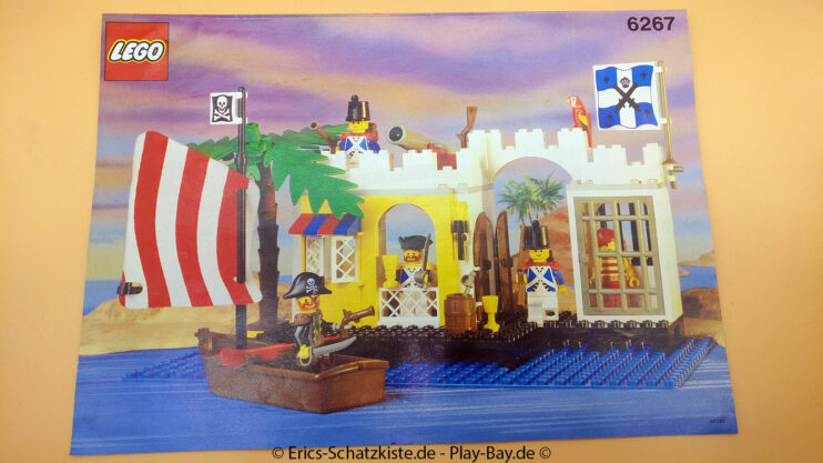 Lego® 6267 [Pirates] Hafenschänke Gefängnis Lagoon Lockup(Get it @ PLAY-BAY.de)