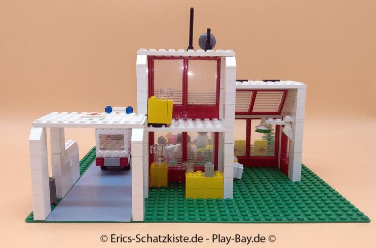 Lego® 6380 [Town] Krankenhaus Emergency Treatment Center (Get it @ PLAY-BAY.de)