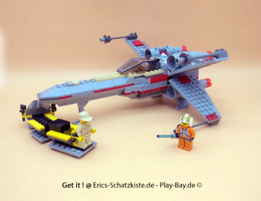 Lego® 7140 [Star Wars] X-Flügler X-Wing Fighter (Get it @ PLAY-BAY.de)