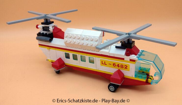 Lego® 6482 [Town] Rettungshubschrauber Rescue Helicopter (Get it @ PLAY-BAY.de)