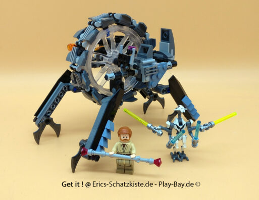 Lego® 75040 [Star Wars] General Grievous Wheel Bike (Get it @ PLAY-BAY.de)