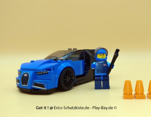 Lego® 75878 [Speed Champions] Bugatti Chiron (Get it @ PLAY-BAY.de)