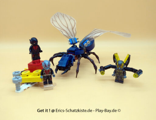 Lego® 76039 [Super Heroes] Ant-Man Final Battle (Get it @ PLAY-BAY.de)
