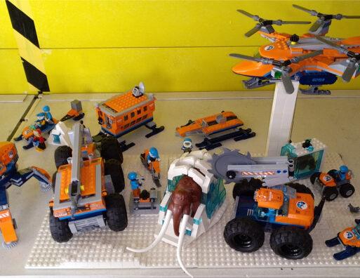 Lego® Arktisforscher