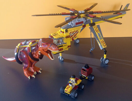 Lego® Dino Helicopter