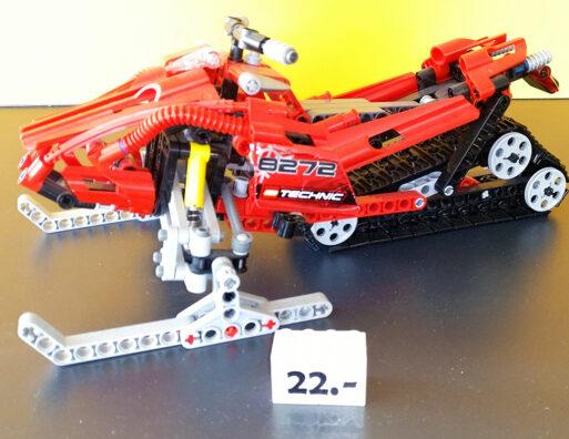 Lego® Technic Schneeraupe