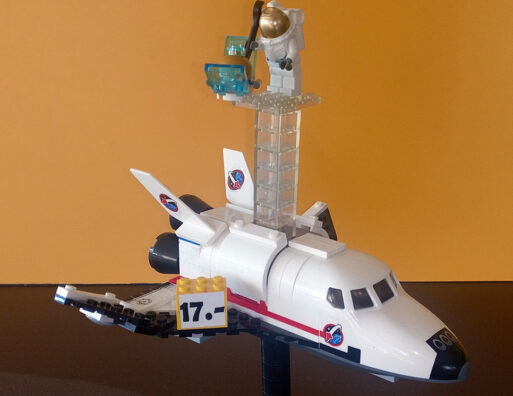 Lego® Space Shuttle