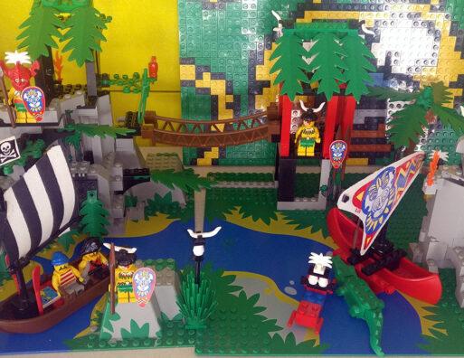 Lego® 6278 Südseeinsel