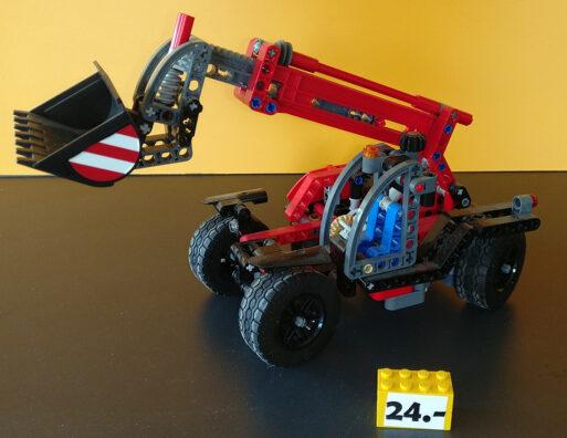 Lego®Technic Teleskop-Bagger