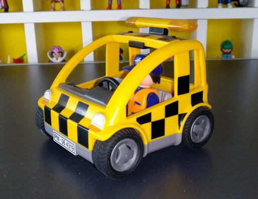 Playmobil® Flughafen-Lotsen-Wagen