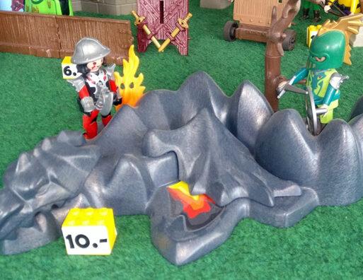 Playmobil® Drachenfels