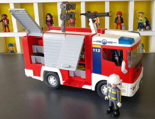 Playmobil® Feuerwehr-Rüstwagen