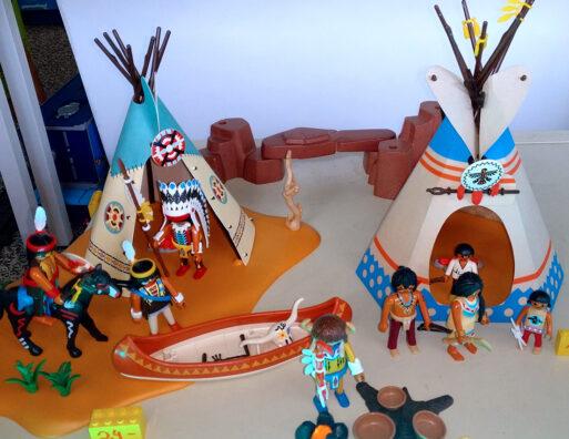 Playmobil® Indianer
