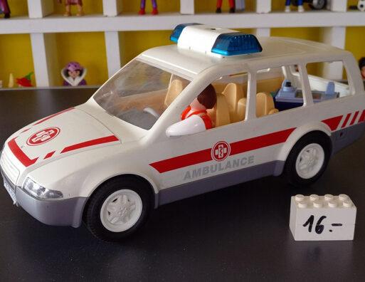 Playmobil® Notarzt-Wagen