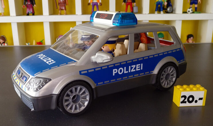 Playmobil® Polizeiwagen