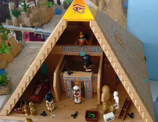 Playmobil® Pyramide