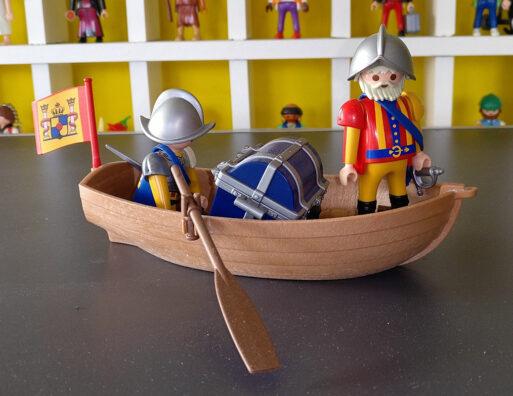 Playmobil® Spanisches Ruderboot